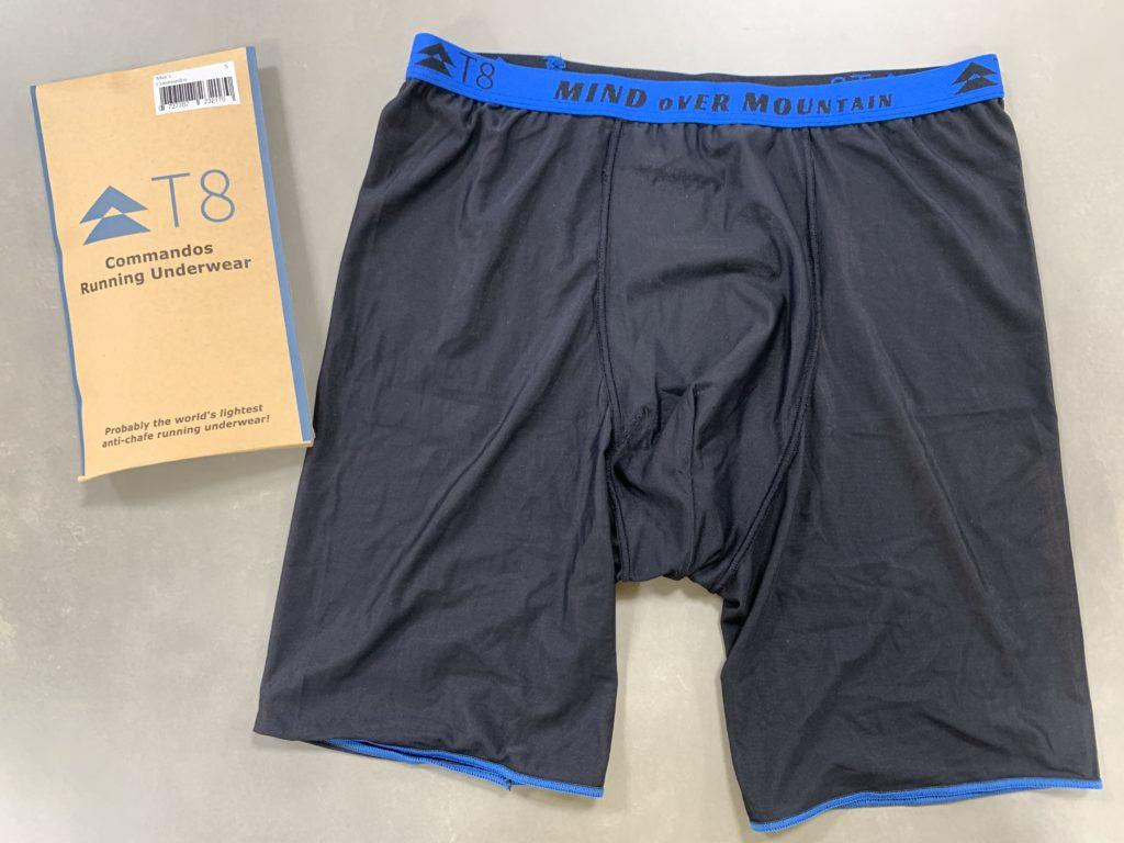 T8 M's&W'sCommandos Running Underwear ¥3,000+tax