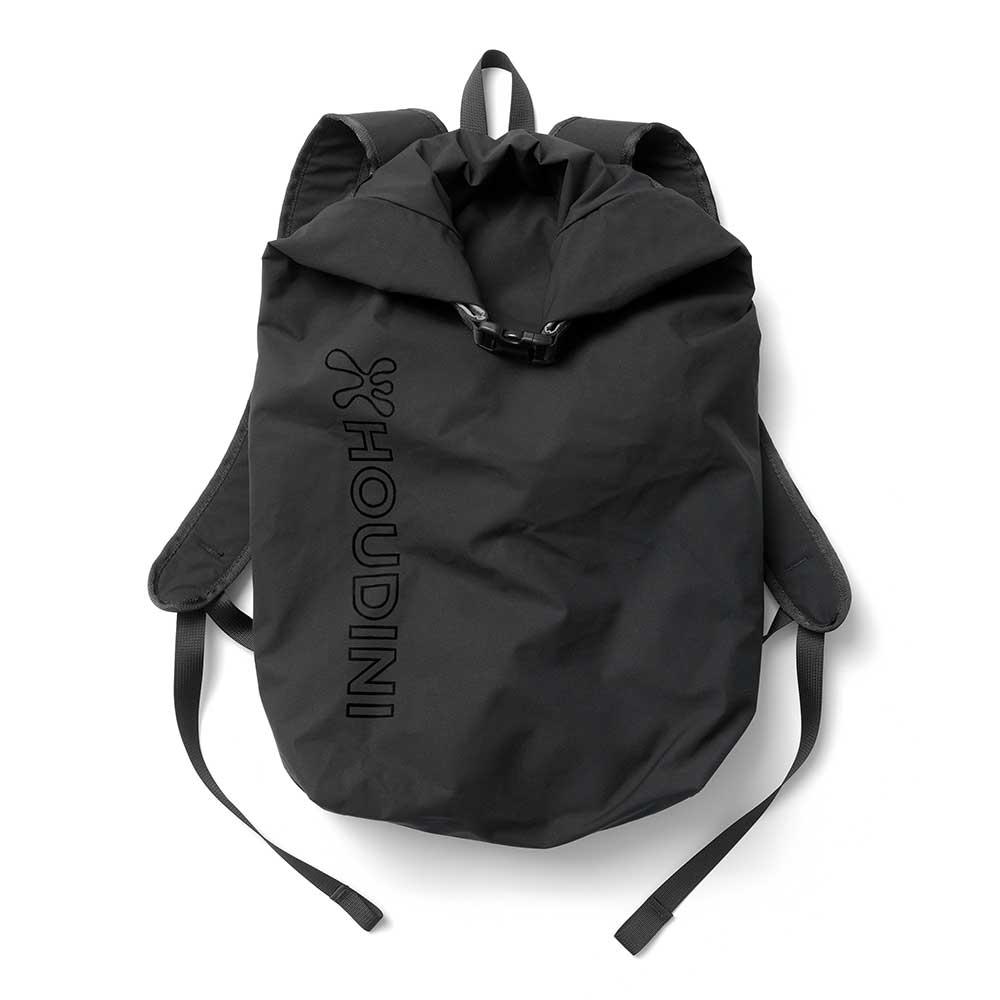 Houdini Bag It(フーディニ バッグイット)20L BLKカラー