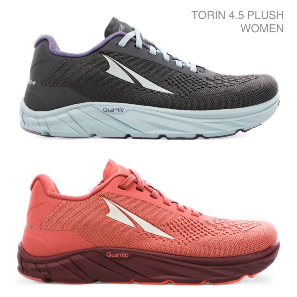 ALTRA TORIN 4.5 PLUSH 女性用(22.5cm-26.5cm)